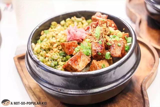 Angrydobo Tofu of Judy Ann's Restaurant