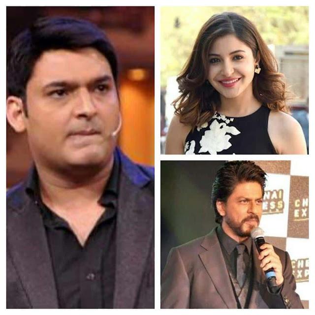 Anushka Sharma Shah Rukh Khan Leave TKSS