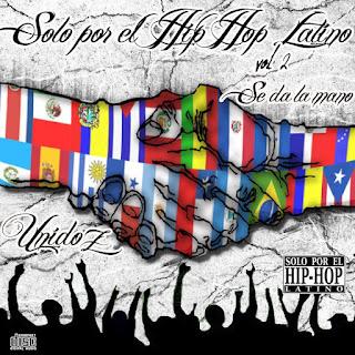 portada solo por el hip hop latino