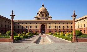 राष्ट्रपति भवन के बारे में रोचक तथ्य - Facts About Rashtrapati Bhavan in Hindi