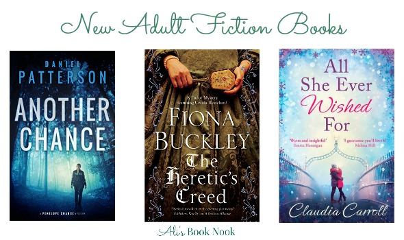Newly Released Adult Fiction Books