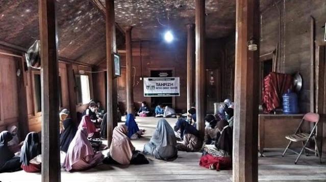 Rumah Gadang Berusia Ratusan Tahun di Agam Disulap Jadi Rumah Tahfidz Quran