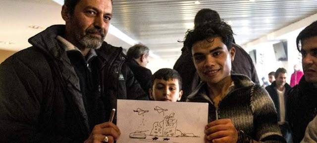 420 πρόσφυγες θα εγκατασταθούν σε διαμερίσματα της Λάρισας!