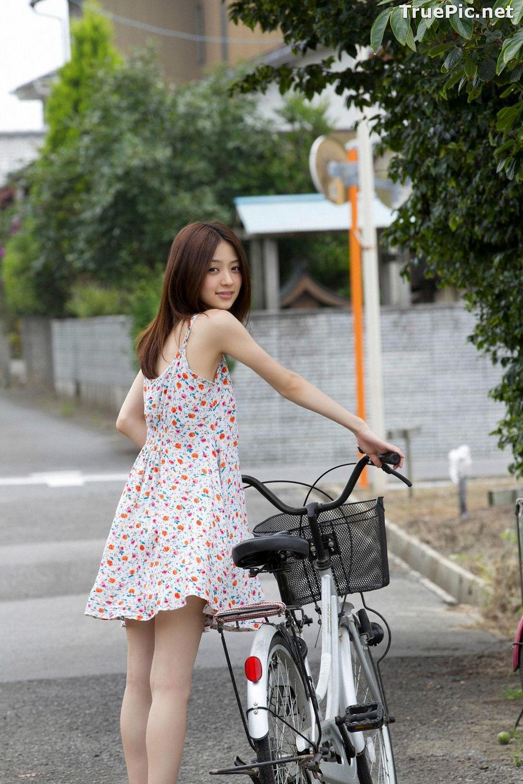 Image YS Web Vol.497 - Japanese Actress and Gravure Idol - Rina Aizawa - TruePic.net - Picture-9