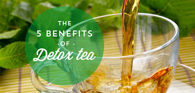 Detox Diet Tea Benifits
