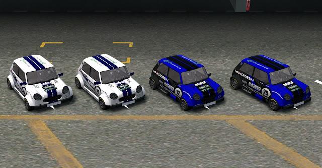 H2O apresenta seus carros para o Oval MultiSeries 2016 Lfs_00000924