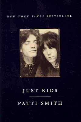 Just Kids by Patti Smith – Book cover