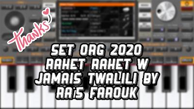 set org 2020 Rahet Rahet W jamais twalili rai by Raïs Farouk