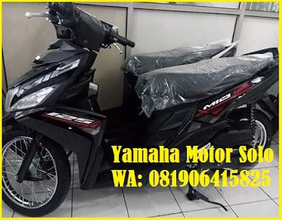 Dealer Motor Yamaha Wonogiri Termurah