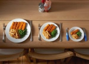 Cara menambah berat badan dengan meningkatkan porsi makan atau makan lebih sering