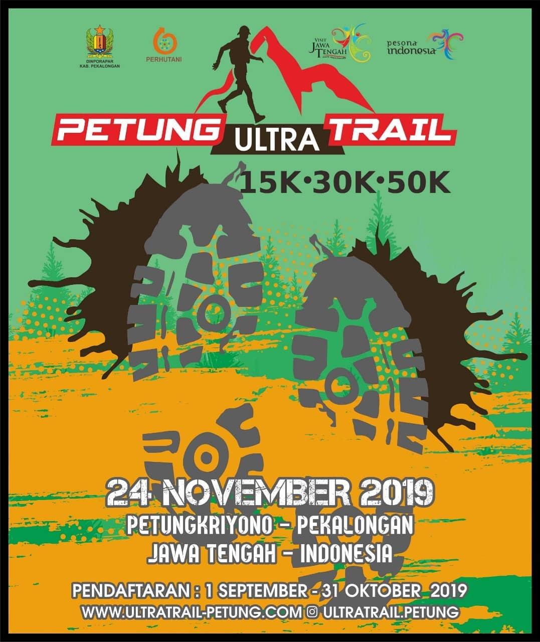 Petung Ultra Trail • 2019