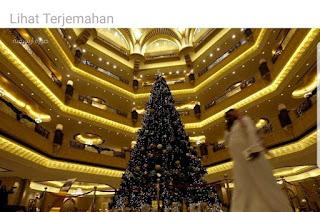 Hoax Perayaan Tahun Baru Dan Natal Di Arab Saudi