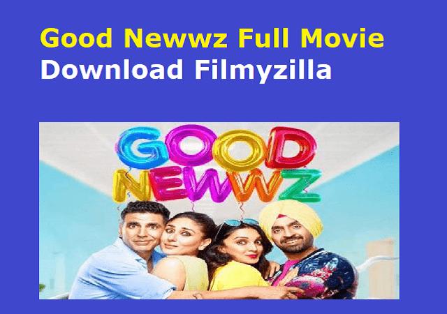 Good Newwz Full Movie
