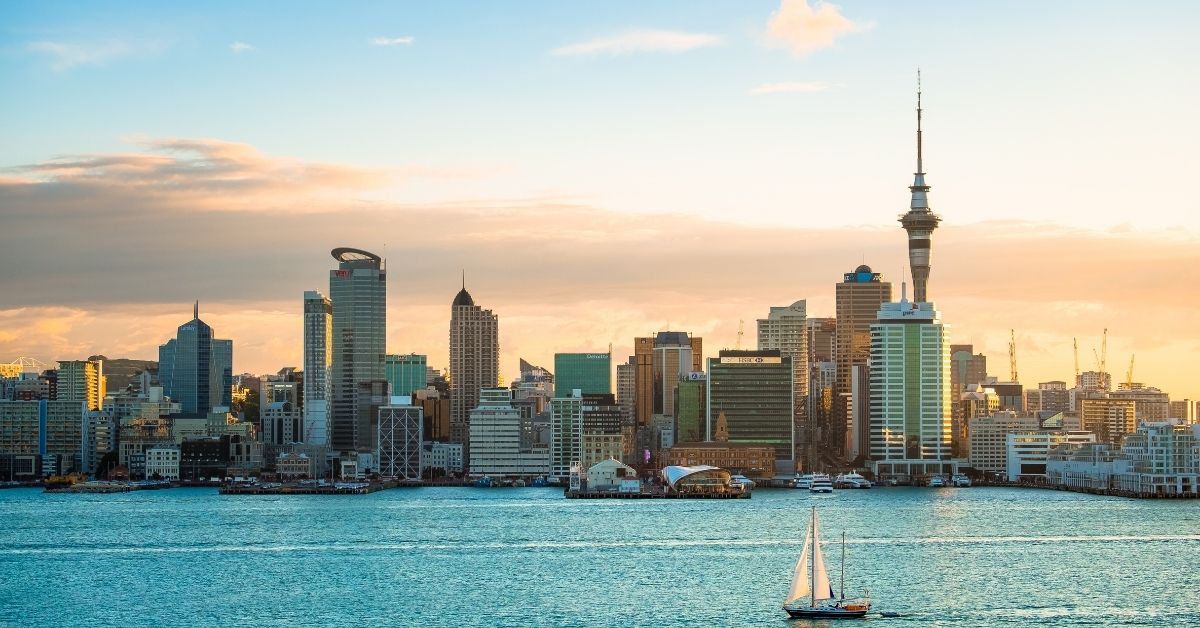 Top 10 Most Livable Cities In The World 2021 - Auckland