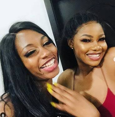 Tacha pens sweet words to celebrate Khafi on her birthday