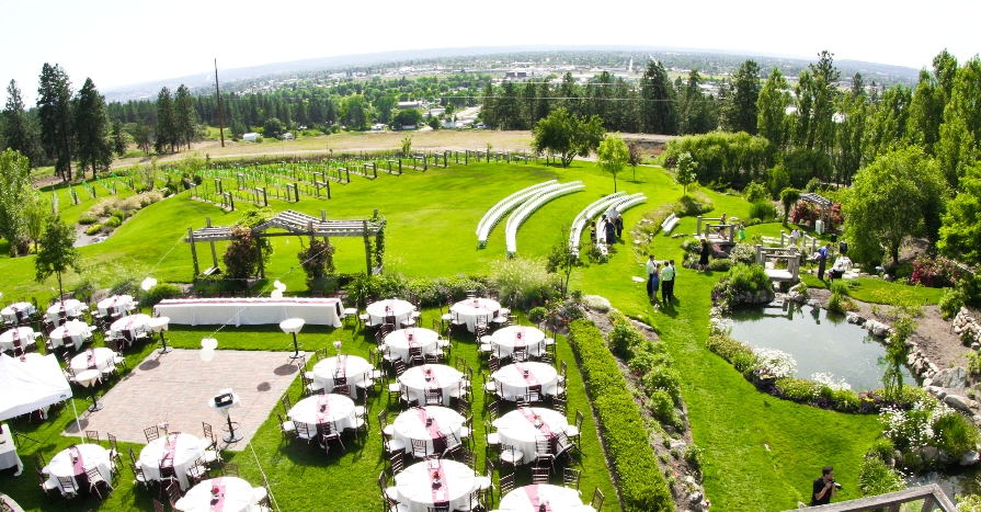 Beacon Hill Spokane WA Wedding Venue