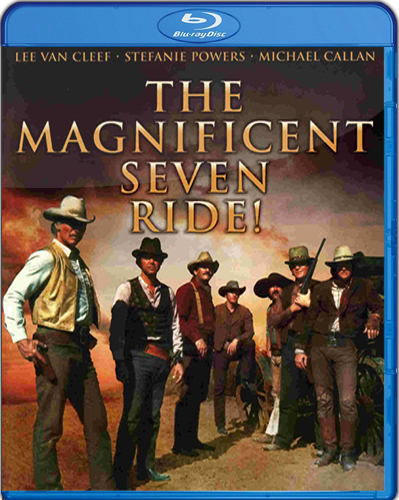 The Magnificent Seven Ride! [1972] [BD25] [Subtitulado]