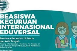 Info Beasiswa S1 Keguruan Internasional Eduversal (BKIE)