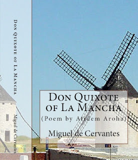 Don Quixote of La Mancha at Alejandro's Libros