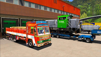 Offroad Indian Truck Cargo Delivery (offline games)