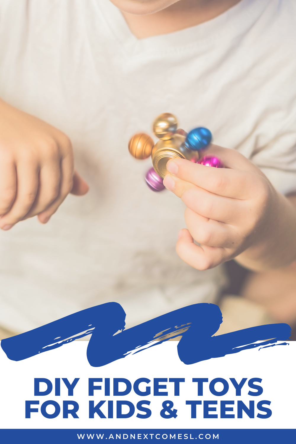 How to make easy DIY fidget toys for kids and teens