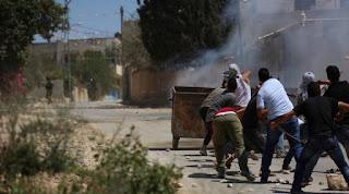 40 warga palestina jatuh korban