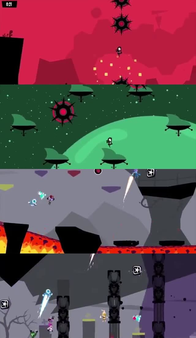 50 UPCOMING NINTENDO SWITCH GAMES OF 2018 23. Runbow