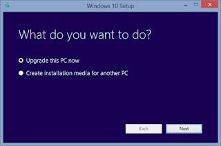 Cara Mendapatkan Windows 10 Original Secara Gratis