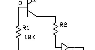 Transistor Stray pickup False Triggering Problem