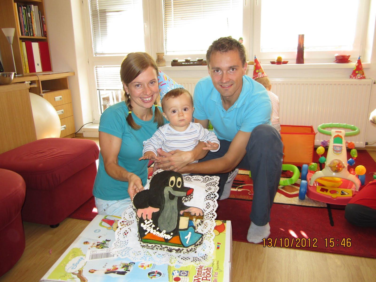 oslava 1 narozenin Expedice VaK: První narozeniny oslava 1 narozenin