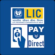 LIC Pay Direct Premium or Loan amount Android App-OFFICIAL ANDROID APP FROM LIFE INSURANCE CORPORATION OF INDIA