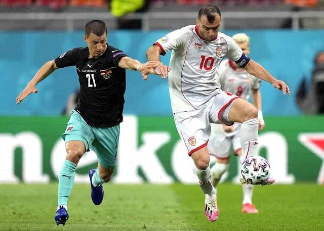 EURO2020 - 1:3 im EM-Debüt gegen Österreich
