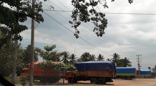 Masyarakat Rindukan Angkutan Batubara di Jalinsum