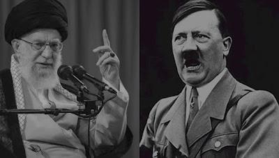 أوجه التشابه بين خامنئي وهتلر  موسى أفشار   عضو لجنة الشؤون الخارجية في المجلس الوطني للمقاومة الإيرانية