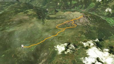 GPS Villanderer Berg