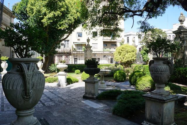 Palácio Taranco em Montevidéu, no Uruguai
