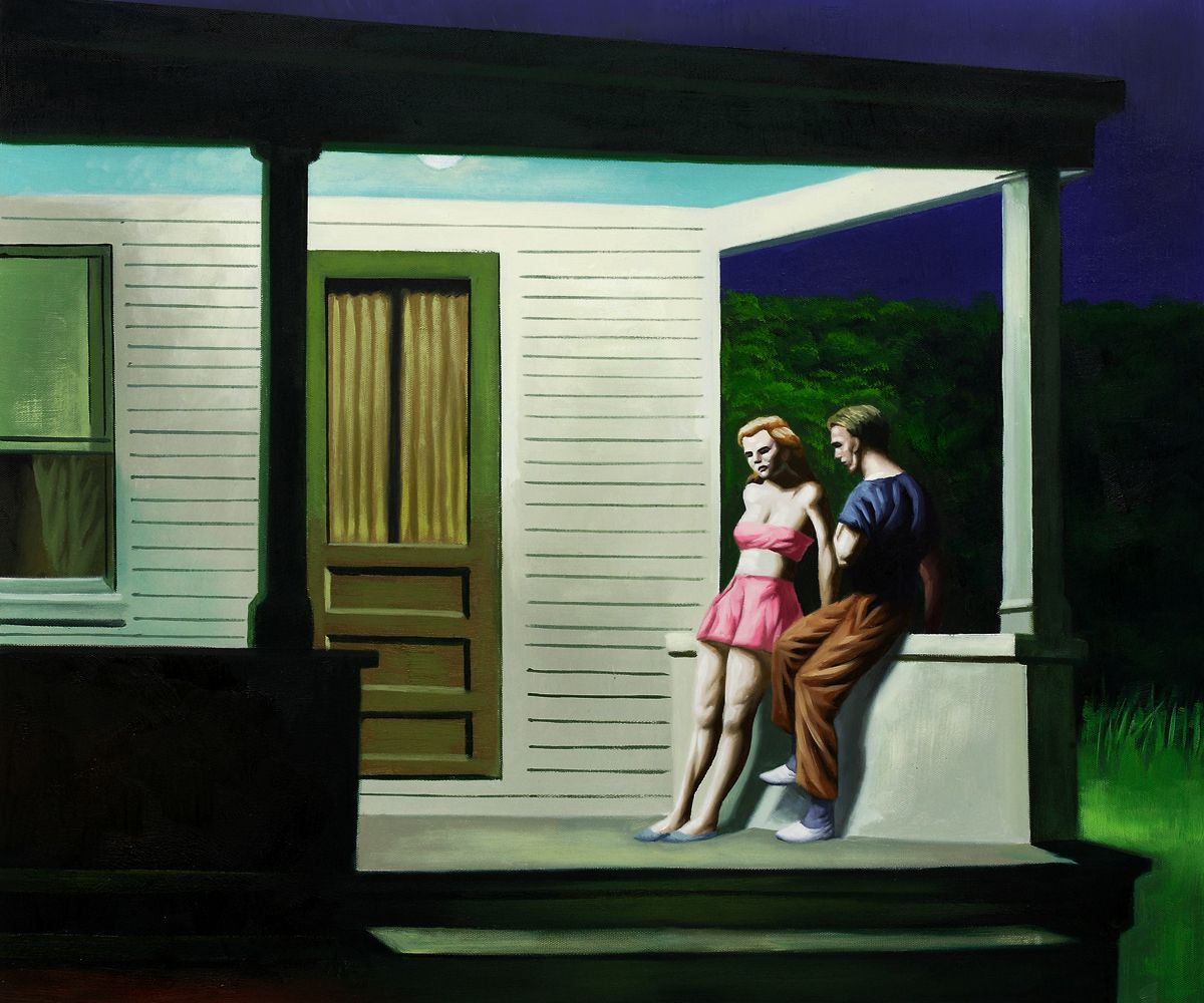 Edward Hopper o pintor do isolamento social e da solidão