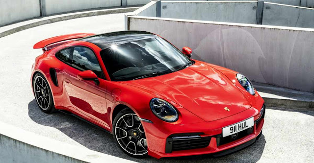 porsche 911 turbo s horsepower
