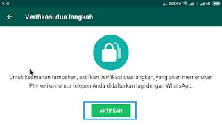 Tips Dan Trik Mengamankan Whatsapp Agar Tidak Di Hack Orang Lain