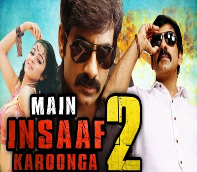 Main Insaaf Karoonga 2 (2018) 480p Hindi Dubbed