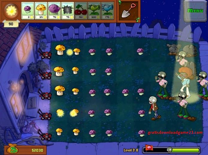 Plants vs Zombie Zombatar