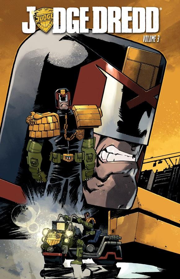 judge dredd volume 3 comics idw 2000 ad duane swierczynski