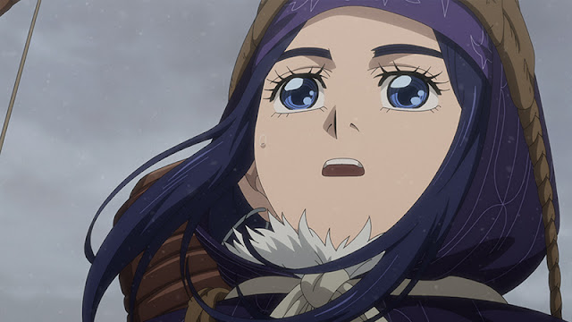 Golden Kamuy Season 3 Episode 10 Subtitle Indonesia