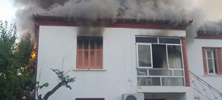 3b4e86c7d78a ai-vreS  Στο Αμύνταιο  Φρικτός θάνατος για 90χρονη -Κάηκε μέσα στο ...