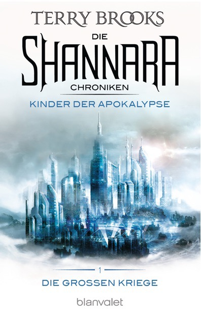 Kinder der Apokalypse von Terry Brooks