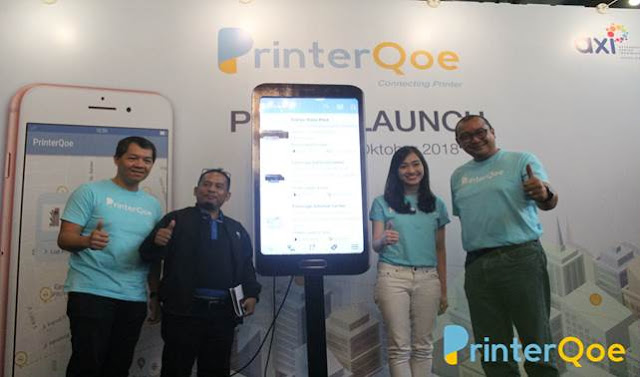 Press Launch PrinterQoe - Blog Mas Hendra