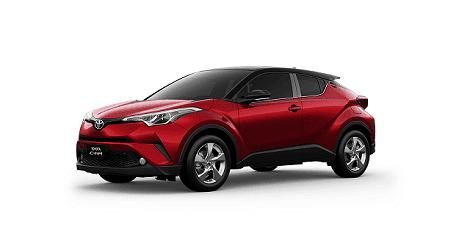 Salah Satu Mobil Paling Kerean Saat Ini, Toyota All New C-HR