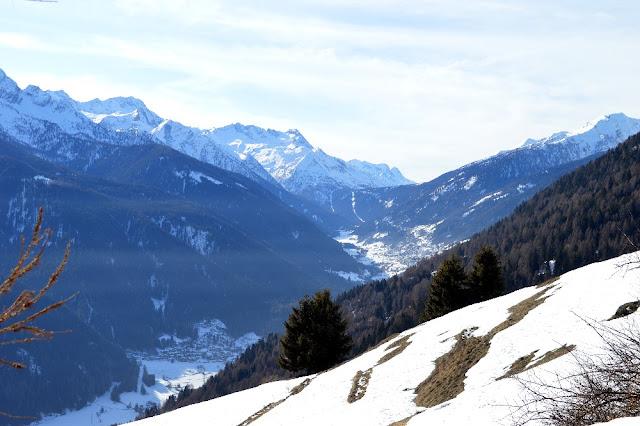 val di sole inverno neve  trentino