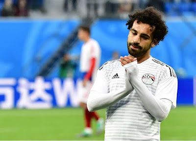 عاجل .. مفاجأة صادمة .. محمد صلاح يرغب في الاعتزال