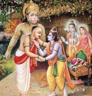 तुलसी की राम भक्ति
